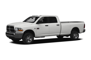2011 Dodge Ram 3500 Ram 3500 Laramie 4x2 Crew Cab Long Box DRW