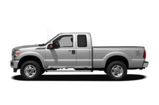 2011 Ford F-250 F-250 XLT 4x4 SD Super Cab Short Box