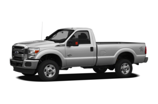 2011 Ford F-350 F-350 XLT 4x4 SD Regular Cab