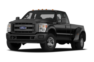 2011 Ford F-350 F-350 Lariat 4x2 SD Super Cab Long Box Dual Rear Wheel