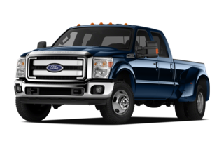 2011 Ford F-350 F-350 Lariat 4x4 SD Crew Cab Long Box DRW