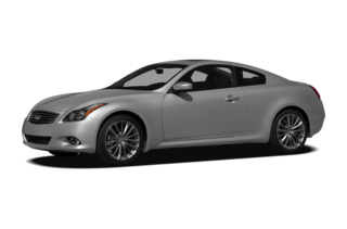 2011 Infiniti G37 G37 Journey (A7) Coupe