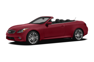 2011 Infiniti G37 G37 Limited Edition Convertible