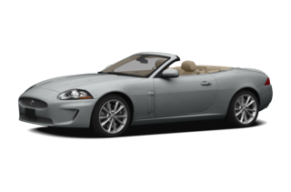 2011 Jaguar XK R Convertible