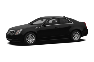2012 Cadillac CTS Luxury AWD Sedan