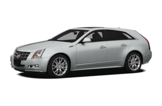2012 Cadillac CTS Luxury AWD Sport Wagon