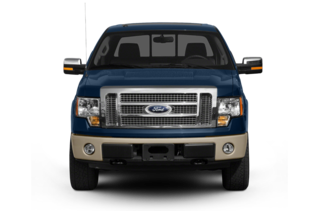 2012 Ford F-150 F-150 King Ranch 4x2 SuperCrew Cab Styleside 6.5' Box