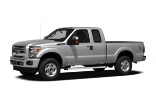 2012 Ford F-250 F-250 XLT 4x4 SD Super Cab Short Box
