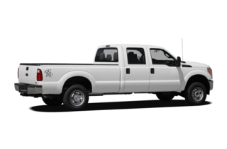 2012 Ford F-250 F-250 XLT 4x4 SD Crew Cab Short Box