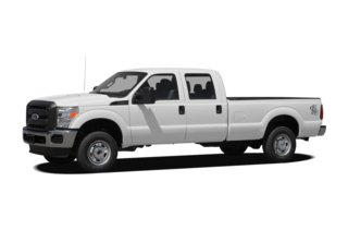 2012 Ford F-250 F-250 Lariat 4x2 SD Crew Cab Long Box