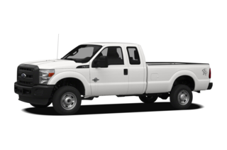 2012 Ford F-350 F-350 Lariat 4x2 SD Super Cab Short Box