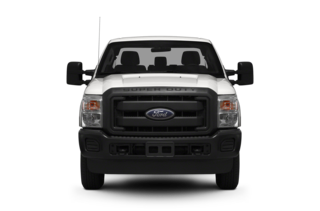 2012 Ford F-350 F-350 Lariat 4x2 SD Super Cab Long Box
