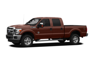 2012 Ford F-350 F-350 XLT 4x2 SD Crew Cab Long Box
