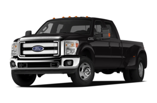 2012 Ford F-350 F-350 XLT 4x4 SD Crew Cab Long Box DRW
