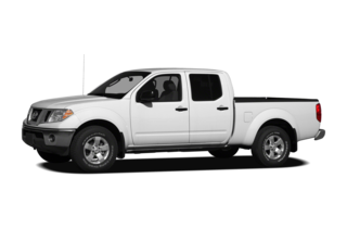 2012 Nissan Frontier SV 4x2 Crew Cab Long Box