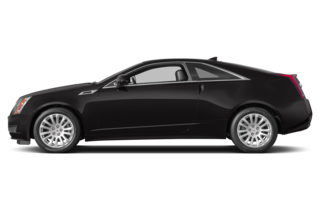 2013 Cadillac CTS Base RWD Coupe