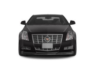 2013 Cadillac CTS Premium RWD Coupe w/1SH