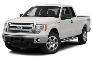 2013 Ford F-150 F-150 XLT 4x4 SuperCab Styleside 8' Box
