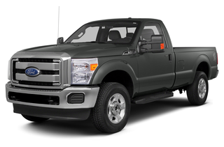 2013 Ford F-250 F-250 XLT 4x2 SD Regular Cab