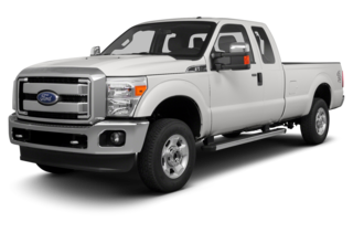 2013 Ford F-250 F-250 XLT 4x2 SD Super Cab Long Box