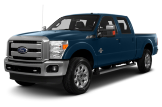 2013 Ford F-250 F-250 XL 4x2 SD Crew Cab Short Box