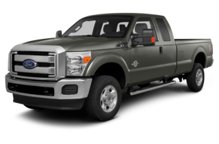 2013 Ford F-350 F-350 XLT 4x4 SD Super Cab Short Box