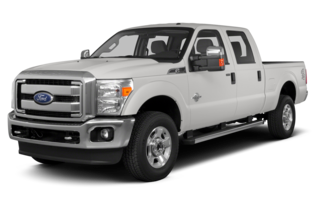 2013 Ford F-350 F-350 XLT 4x2 SD Crew Cab Long Box
