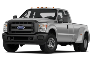 2013 Ford F-350 F-350 Lariat 4x2 SD Super Cab Long Box Dual Rear Wheel