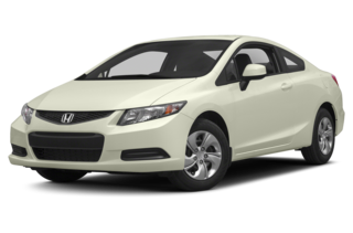 2013 Honda Civic LX (M5) Coupe
