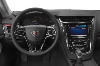 2014 Cadillac CTS 3.6L Twin Turbo Vsport Premium RWD Sedan