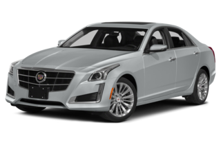 2014 Cadillac CTS 2.0L Turbo AWD Sedan