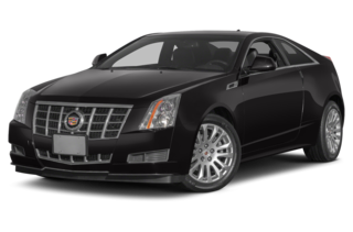 2014 Cadillac CTS Base RWD Coupe