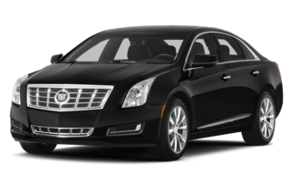 2014 Cadillac XTS W20 Livery Package FWD Professional