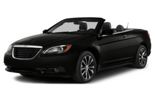 2014 Chrysler 200 S Convertible