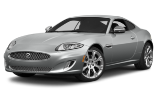 2014 Jaguar XK Touring Coupe