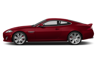 2014 Jaguar XK R (A6) Coupe Limited Edition