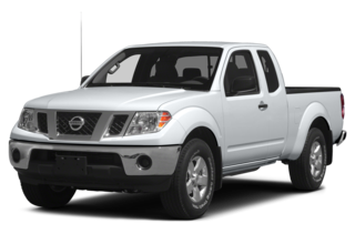2014 Nissan Frontier SV (A5) 4x2 King Cab
