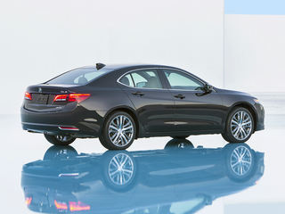 2015 Acura TLX Base (DCT) FWD Sedan