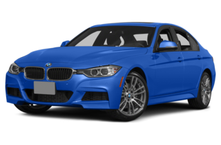 2015 BMW 335 335i xDrive w/South Africa AWD