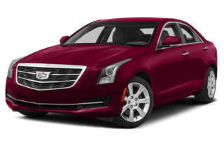 2015 Cadillac ATS 2.0L Turbo Performance RWD Sedan