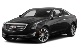 2015 Cadillac ATS 3.6L Luxury AWD Coupe