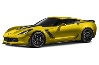 2015 Chevrolet Corvette Z06 Coupe