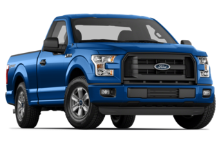 2015 Ford F-150 XL 4x2 Regular Cab Styleside 6.5' Box