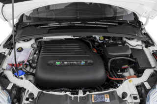 2015 Ford Focus Electric Electric Base