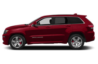 2015 Jeep Grand Cherokee SRT 4x4