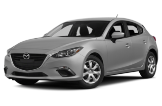 2015 Mazda Mazda3 s Grand Touring (M6) Hatchback