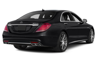 2015 Mercedes-Benz S-Class S65 AMG RWD Sedan