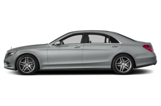 2015 Mercedes-Benz S-Class S550 RWD Sedan