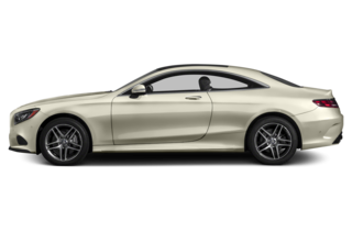 2015 Mercedes-Benz S-Class S550 AWD 4MATIC Coupe
