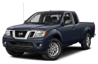 2015 Nissan Frontier SV (M6) 4x4 King Cab 6 ft. box 125.9 in. WB